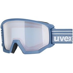 UVEX Athletic FM Laskettelulasit, lagune mat/mirror silver